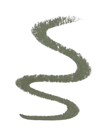 Eyeliner Warm Olive Green – 1g