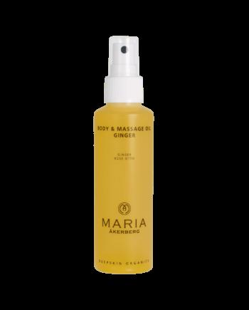 Body & Massage Oil Ginger – 125ml