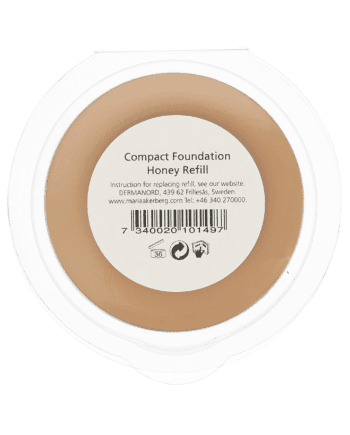 Compact Foundation Refill Sticker Honey – 10g