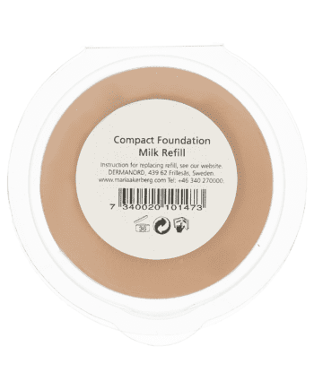 Compact Foundation Refill Sticker Milk - 10g -