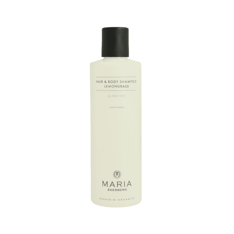 Maria Åkerberg Hair & Body Shampoo Lemongrass