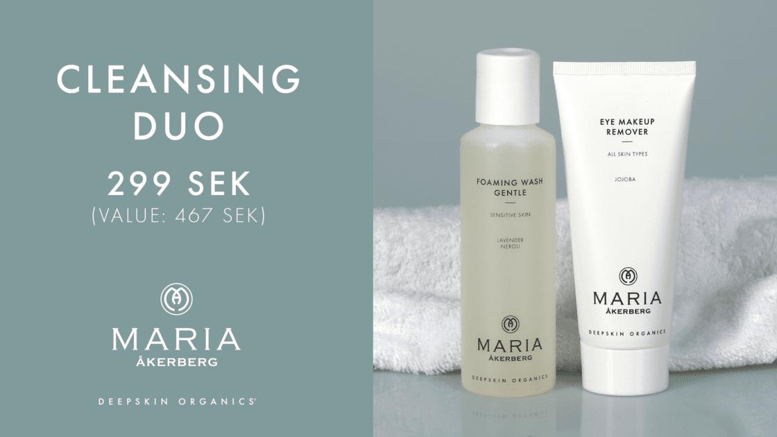 Cleansing Duo Kampanj