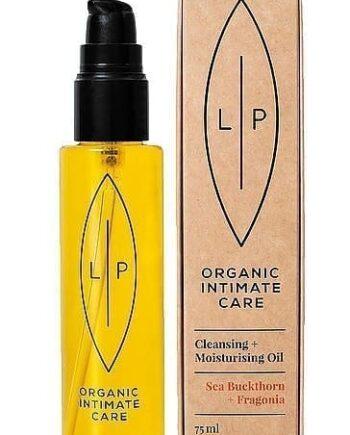 Lip Intimate Care - Cleansing & Moisturising Oil Fragonia + Sea Buckthorn -