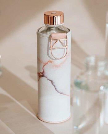 Vattenflaska marmor -