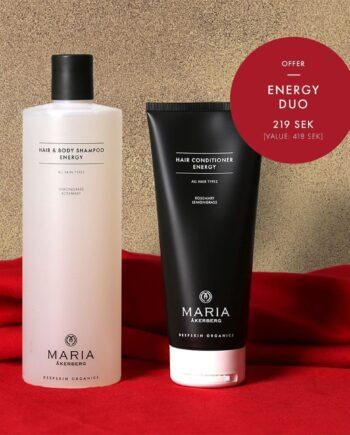 Julkit Energy Shampoo & Conditioner - Maria Åkerberg