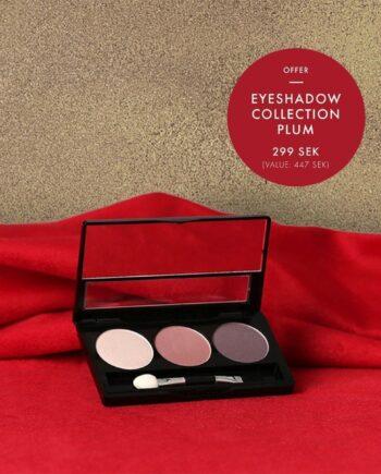 Eyeshadow Collection Plum - Maria Åkerberg